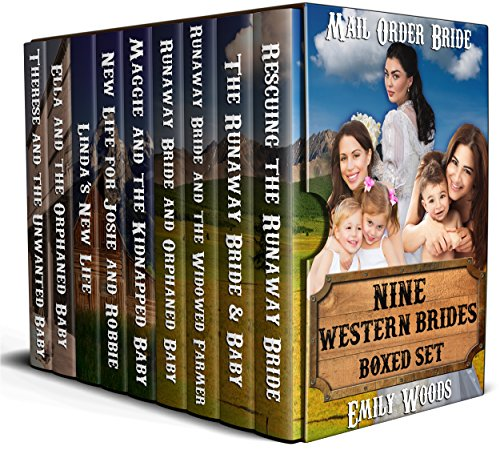 Mail Order Bride: Nine Western Brides Boxed Set cover