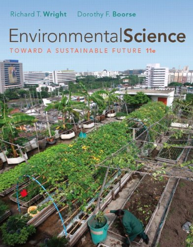 MasteringEnvironmentalScience with Pearson eText Student Access Kit for Environmental Science: Toward a Sustainable Futu