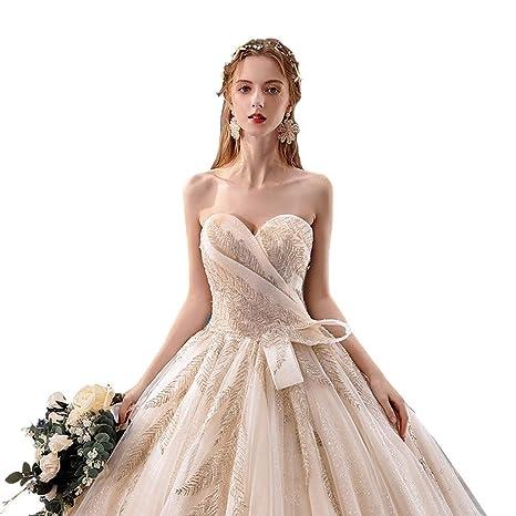 Trajes de boda Vestido De Novia Vestido De Noche Vestido De ...