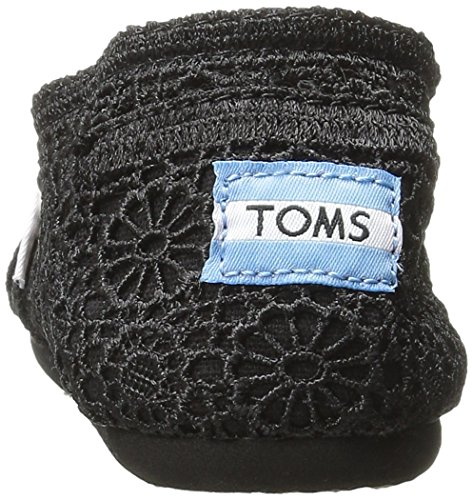 TOMS Women's Crochet Classic Slip-on