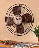 The Lakeside Collection Vintage Fan Wall Clock Review