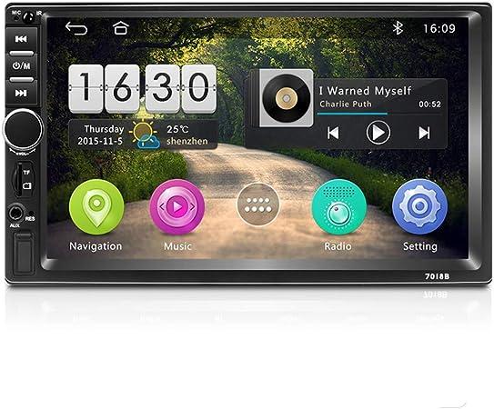 2 Din Autoradio Android 8 1 Indash Autoradio Bluetooth Elektronik