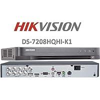 Hikvision CCTV Beveiligingssysteem 8 Kanaals Digitale Video Recorder DS-7208HQHI/K1 2.4MP 1080 p CCTV Outdoor of Indoor…