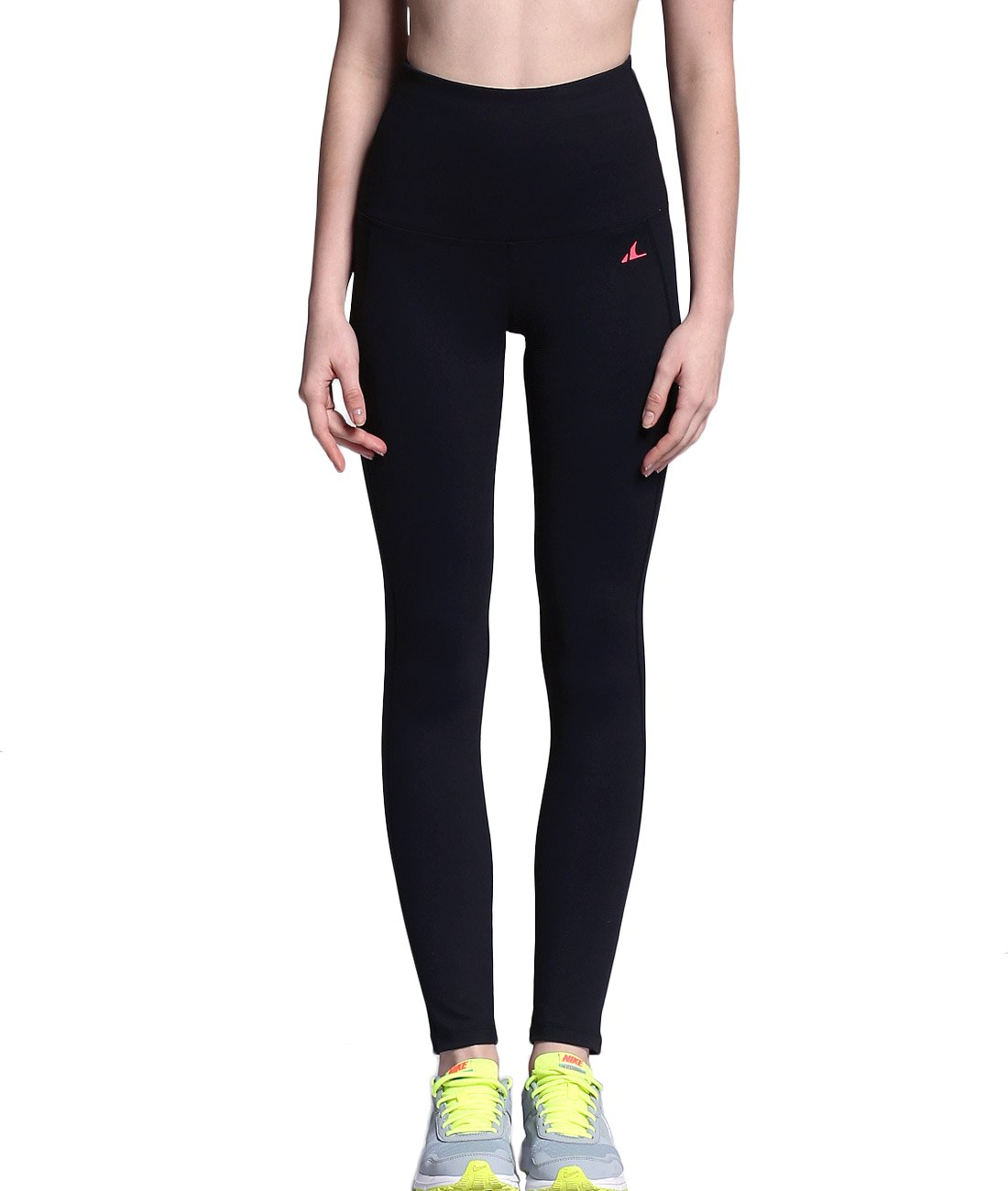 Coovy Athlete Juniors & Teens Women's Training Compression Tights Pants Leggings
