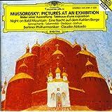 Mussorgsky: Pictures at an Exhibition, Night on Bald Mountain, Sennacherib, Salammbo, Oedipus, Joshua