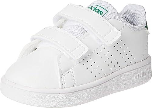 Oso polar novia minusválido  AdidasAdvantage I Ef0301, Tenis Niño: Amazon.com.mx: Ropa, Zapatos y  Accesorios