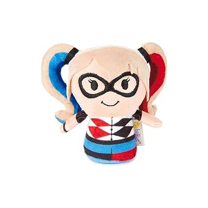 Amazon Com Itty Bittys Dc Super Hero Girls Harley Quinn Stuffed