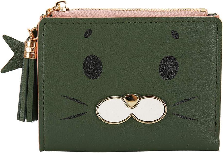 Oysohe - Estuche de Maquillaje con Cremallera para Mujer, Verde (Verde) - OYSOHE: Amazon.es: Equipaje