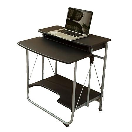 XIAOLIN Plegable Computadora Mesa Arriba Uso Doméstico Minimalista ...