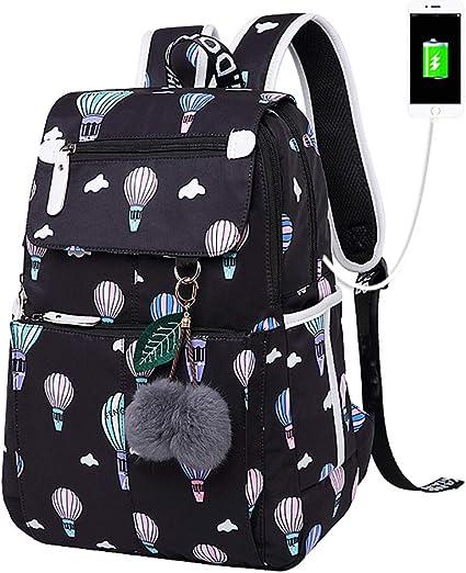 INNOMMABLES Garçons Filles Enfants Sac à dos Sacs à dos Stylo Sac à main sac à Lunch Sac D/'ordinateur Portable