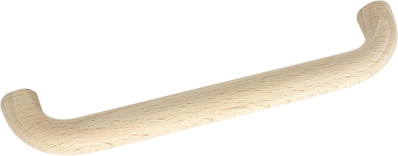 1/pieza ancho 108/mm haya sin acabar b12.108/ mango de madera secotec Mango de madera hafgan la 96/mm barra asa arco mango plana /7 mango madera plana plana /02/