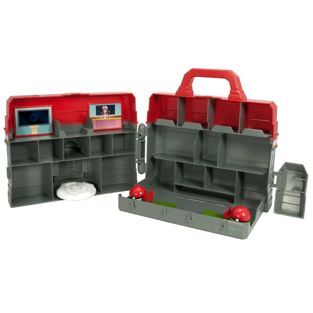 Pokémon Play Center Storage Case TOMY T18200