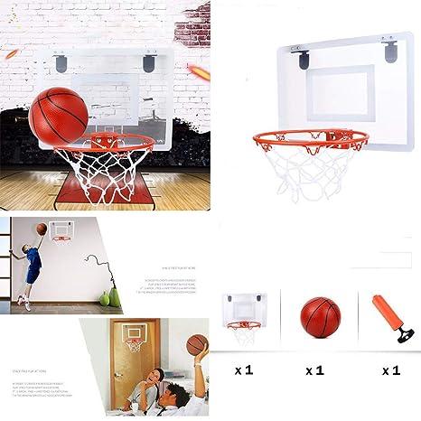 Dkings Mini Juego de aro de Baloncesto para Colgar, portátil, para ...
