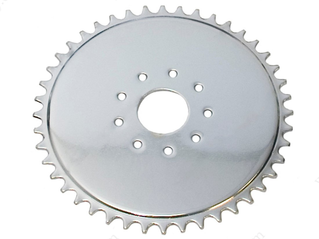 Flying Horse 2 Stroke and 4 Stroke Motorized Bicycle Sprocket 44 Tooth Gas Bike Gear