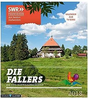 Die Fallers Die SWR Schwarzwaldserie Wochen-Vorschau