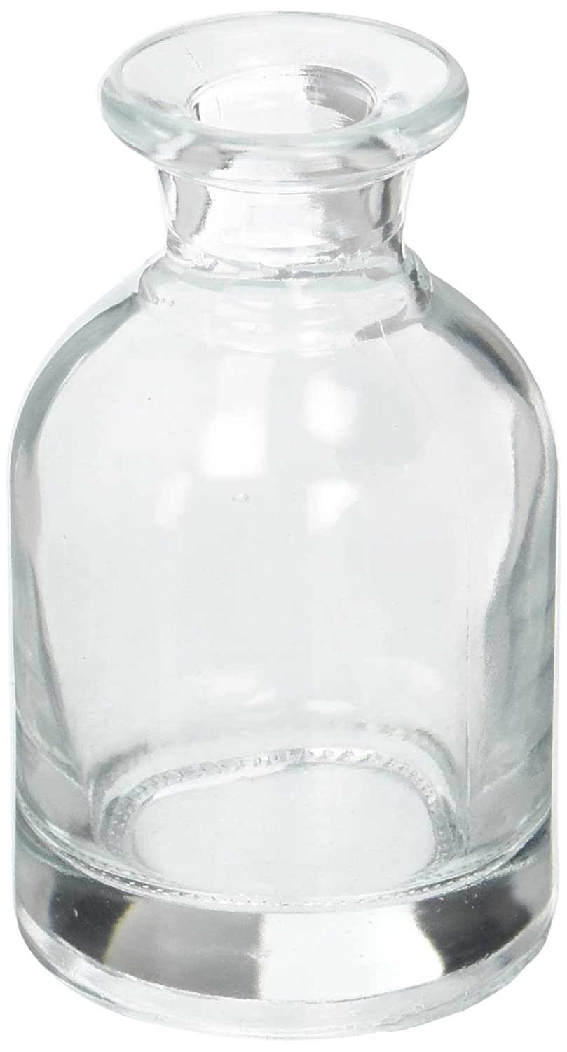Clear Paderno World Cuisine 41681-04 Glass Dash Bottle without Pourer