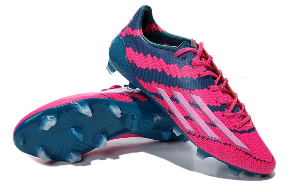 Deosetly Schuhe Herren Leo Messi 's 2015 F50 adizero Rose Rot Fußball Fußball Stiefel