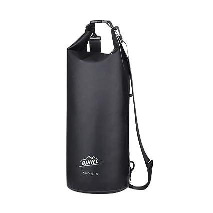 Amazon.com: HiHiLL Bolsa seca impermeable, PVC Gear Dry con ...