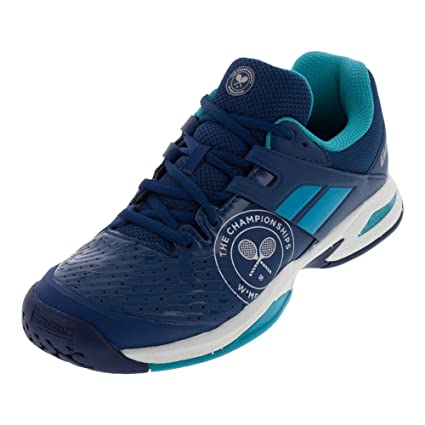 26a73befedc1a Babolat Junior Propulse AC Chaussures de tennis de Wimbledon  Amazon ...