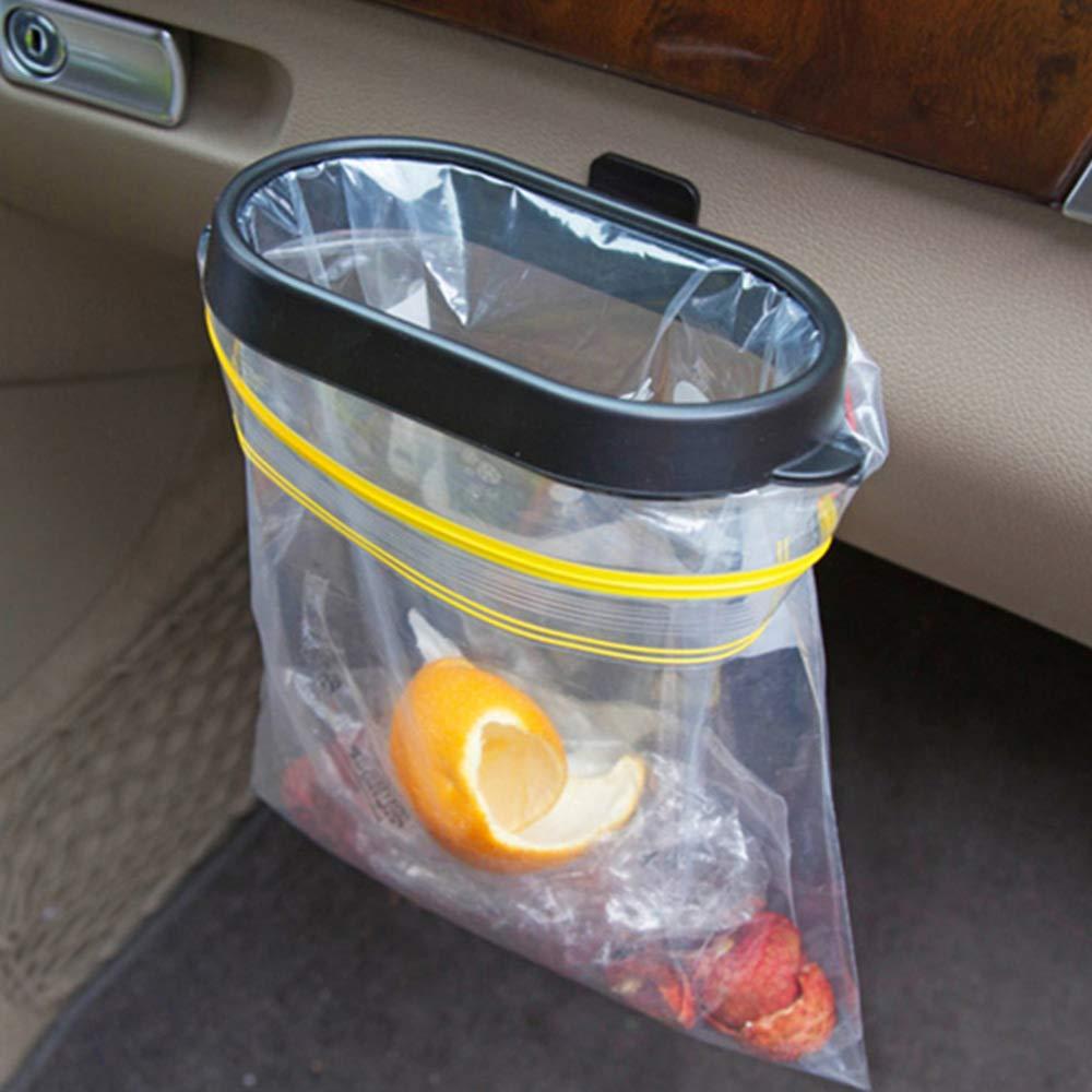 Pliable voiture organisateur cadre poubelle automatique voiture accessoires voiture dé chets dé chets dé tritus XuBa