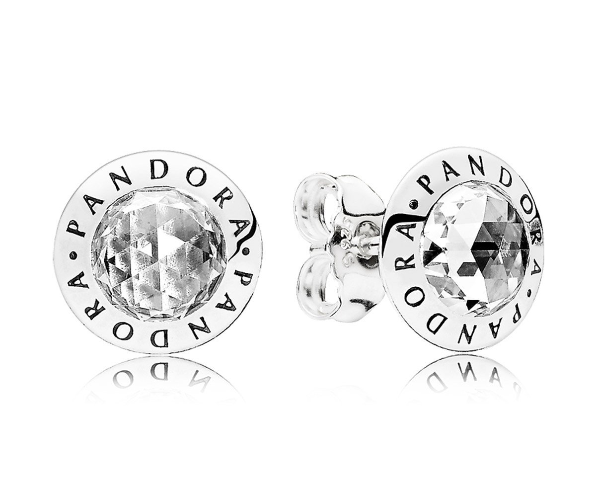 PANDORA-Logo-Stud-Earrings-in-Sterling-Silver-with-Clear-Cubic-Zirconia-296216CZ