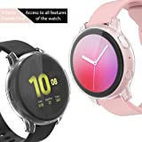 Goton Compatible for Galaxy Watch Active 2 Case