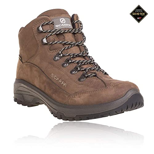 5d46f021c45 Scarpa Cyrus Gore-TEX Mid Hiking Boots - SS19  Amazon.co.uk  Shoes   Bags