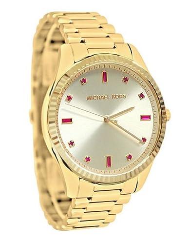 5d0bc32dbef5 [マイケルコース] MICHAEL KORS マイケルコース 腕時計 アウトレット WATCH 時計 ウォーツ レディース ロゴ アナログ