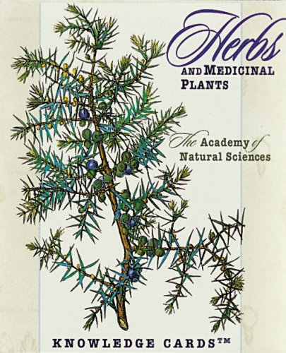Herbs and Medicinal Plants: The Academy of Natural Sciences Knowledge Cards™