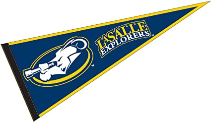 Amazon Com College Flags Banners Co La Salle Explorers
