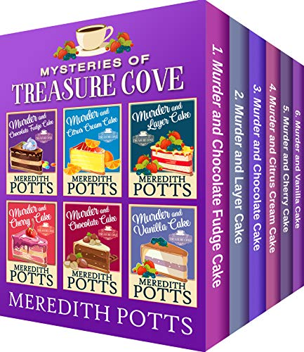 (Mysteries of Treasure Cove Series)