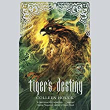 Tiger's Destiny: Tiger's Curse, Book 4 Audiobook by Colleen Houck Narrated by Annika Boras