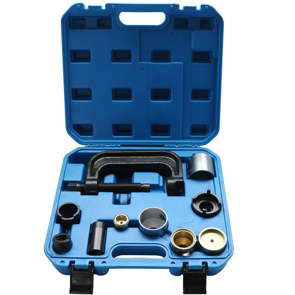 OUKANING Extractor Extractor TRAG Articulaci/ón R/ótula bieleta Juego de Herramientas para Mercedes Mercedes W211/W220/W230