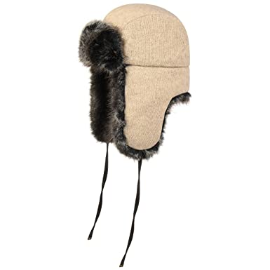 Stetson Cromwell Aviator Hat ushanka  Amazon.co.uk  Clothing 84b64feb7146