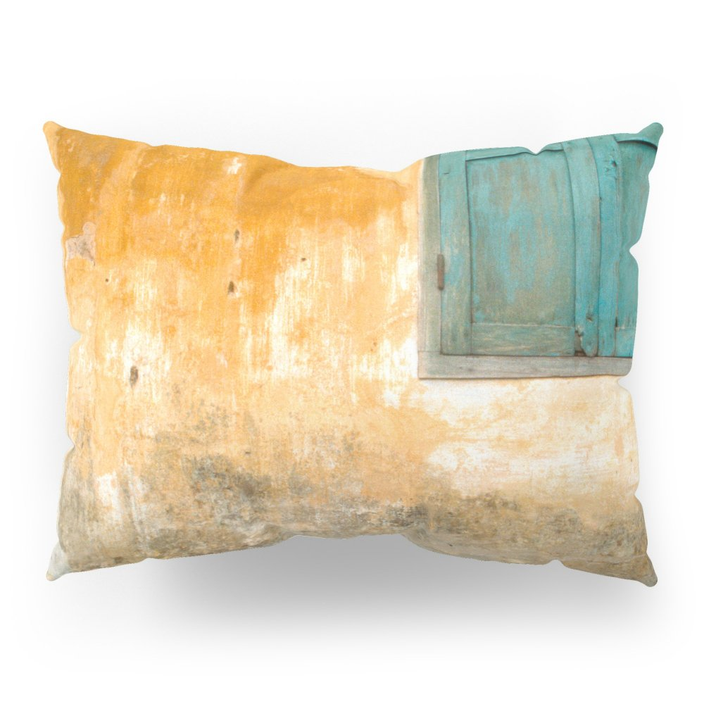 Society6 Antique Chinese Wall Of Hoi An Pillow Sham Standard (20'' x 26'') Set of 2