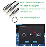 Fcare Voice Changer Device Voice Disguiser Phone