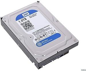 """Western Digital 1TB 3.5"""" SATA HDD 7200RPM Internal Desktop Hard Drive for PC/Mac - OEM WD10EZEX 1 TB"""
