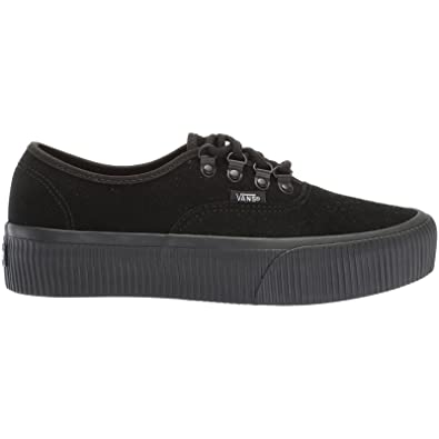 Vans Authentic Platform 2.0 Checkerboard Sneaker