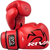 Black Rival Boxing RS4 Classic Hook and Loop Sparring Gloves