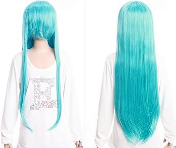 Kawaii-Story W DE 04 DE Bc46 Azul Claro Blue 80 cm Cosplay ...