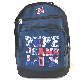 Doble mochila Pepe Jeansmarina - union jack (44x32x23 ...