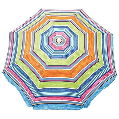 Rio Brands UB71 TS Beach Umbrella, 6 Feet