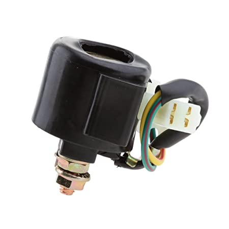Sharplace Motorcycle Motorbike Starter Relay for Honda CX500 CX 500 1978 1979 1980 1981 1982