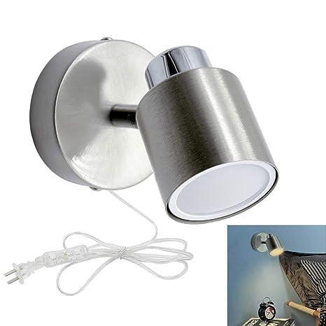 Wall Lamp Led 5w Adjustable Interior Bedroom Headboard Corridor Wall Lamp Light With The Best Service Lights & Lighting