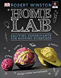 img - for Home Lab: Make Your Own Science Experiments book / textbook / text book