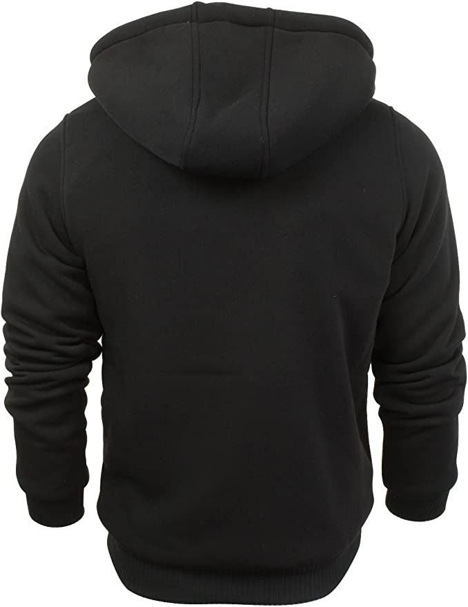 shinianlaile Mens Casual Loose Thicken Colorblock Lightweight Pullover Hoodie Sweatshirt