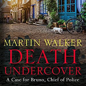 Death Undercover Audiobook