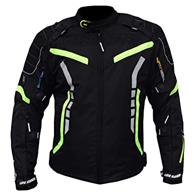049bcc004a22 Lone Ranger Adonis Jacket Black and Gray Men  Amazon.in  Clothing    Accessories