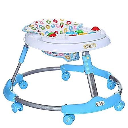 LMSTC Andador for bebés, Andador for bebés Multifuncional, Andador ...