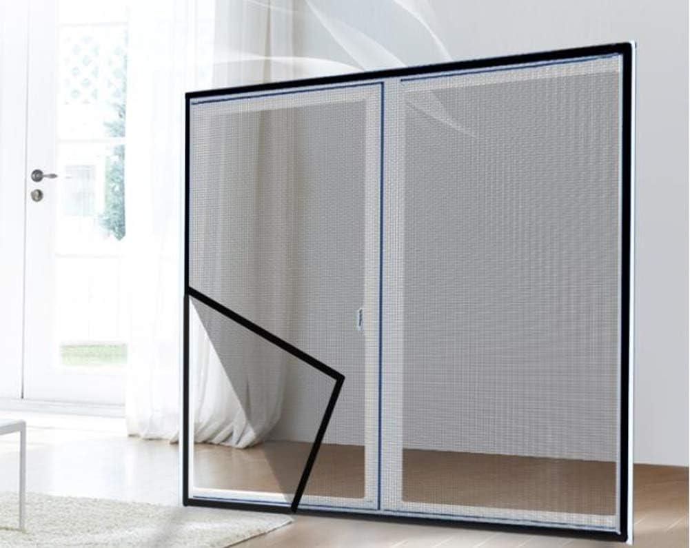 Ezoon - Pantalla autoadhesiva para ventana, red de malla para gato, mosquitera transparente, protección de ventanas ajustable, malla antimosquitos, marco completo, sin taladrar: Amazon.es: Productos para mascotas